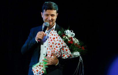 Od komika do šefa države – izvoljen novi predsednik v Ukrajini