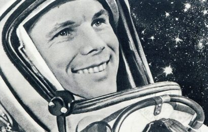 Jurij Gagarin – polbog sovjetske propagande
