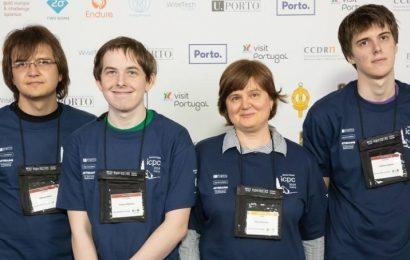 Ruski študenti drugo leto zapored najboljši na svetovnem tekmovanju v programiranju