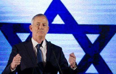 2 zmagovalca na volitvah v Izraelu?