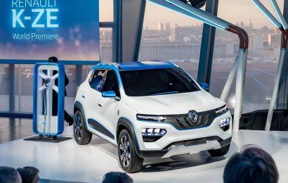 Svetovna premiera: Renault City K-ZE