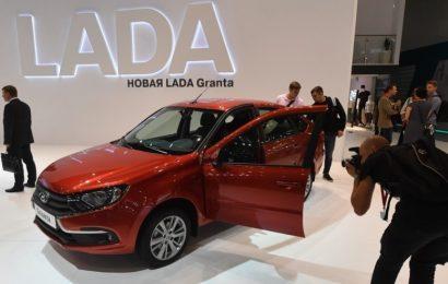 Prodaja avtomobilov Lada v Evropsko unijo bo začasno zaustavljena