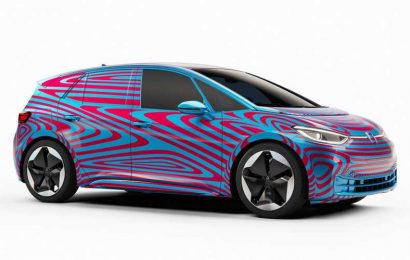 Novi električen VW ID.3 bo na trgu že 2020
