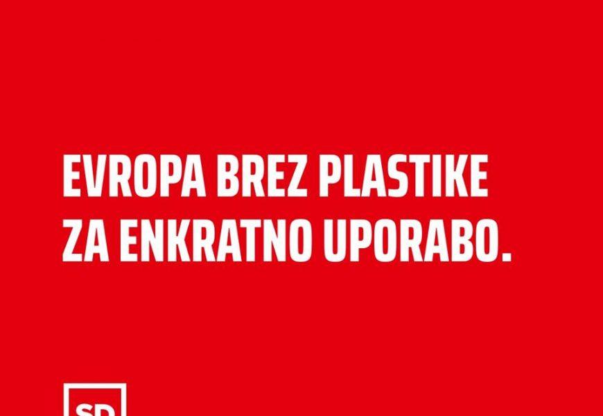Evropa brez plastike za enkratno uporabo