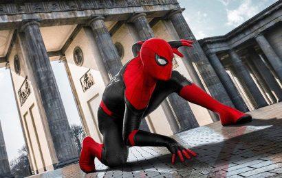 Spiderman: Daleč od doma – kmalu v kinu