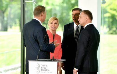 Pobuda treh morij – srečanje Evropskih politikov v Sloveniji