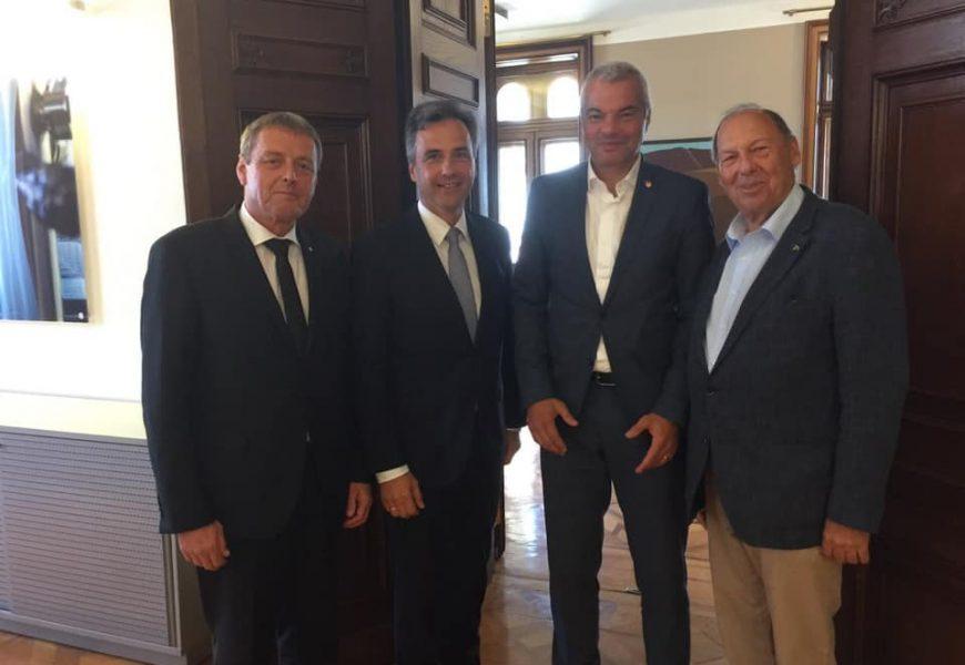 Mariborski politiki obiskali Avstrijski Gradec