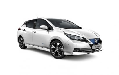 Vikend test: Nissan LEAF – Japonska raketa na elektriko