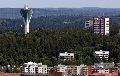 Finski Lahti postal zelena prestolnica Evrope 2021