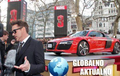 Superjunaki vozijo Audi