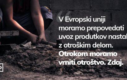 Danes je svetovni dan boja proti otroškemu delu