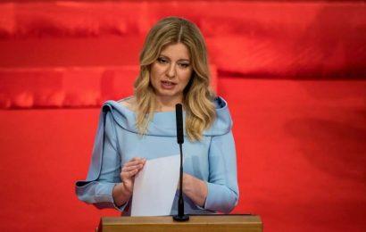 Slovaška dobila prvo žensko predsednico