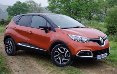 Junija v Sloveniji najbolj priljubljen Renault Captur