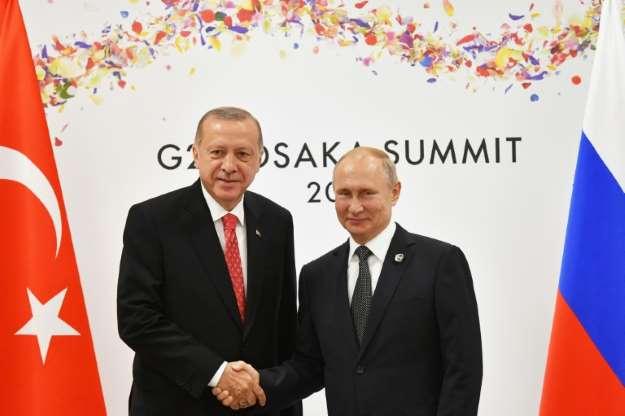 Turčija prejela prvo pošiljko Ruske protizračne obrambe