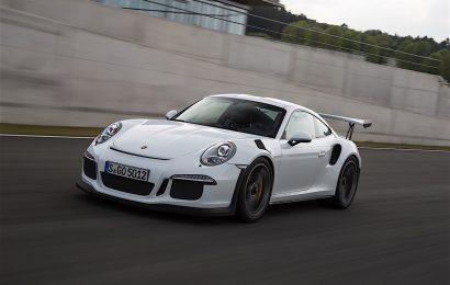 Pnevmatika Eagle F1 SuperSport RS izbrana za prvo opremo Porsche 911 GT2 RS in Porsche 911 GT3 RS