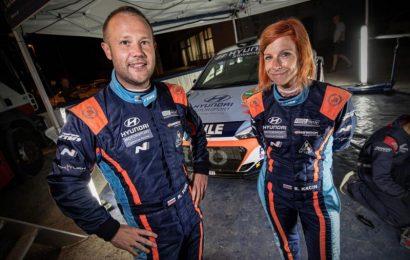 Nova zmaga za Hyundai in Roka Turka v Železnikih