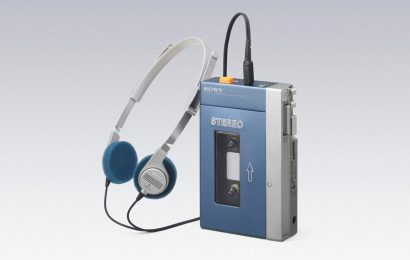 LEGENDARNI SONY WALKMAN® PRAZNUJE 40 LET