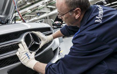 Daimlerju milijardna kazen zaradi goljufije pri dizelskih motorjih