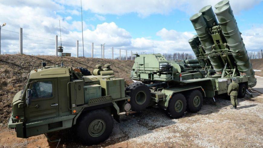 Kitajska od Rusije prejema naslednjo pošiljko sistema S-400