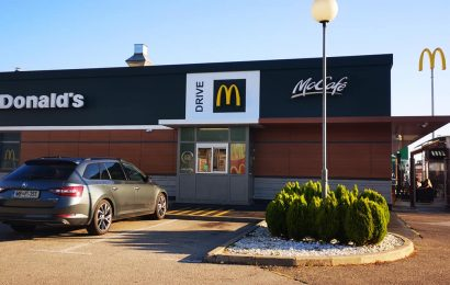 McDonalds na Titovi cesti v Mariboru končno obnovljen