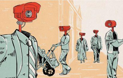 Ali vam kamere v Moskvi povsod sledijo? Kaj počnejo z vsemi posnetki?