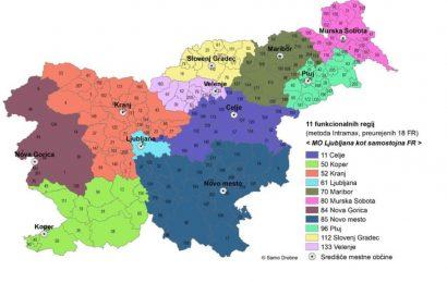 Nove službe z nič dela za izbrance! Predlagajo 11 pokrajin za Slovenijo!