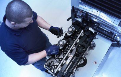 V Britanski tovarni izdelali že 5.000.000 motorjev za vozila BMW