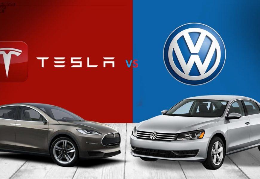 Bo VW kupil Teslo?
