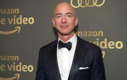 Jeff Bezos hoče pripeljati Astronavte na luno!