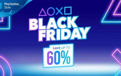 Super Playstation ponudbe za BLACK FRIDAY