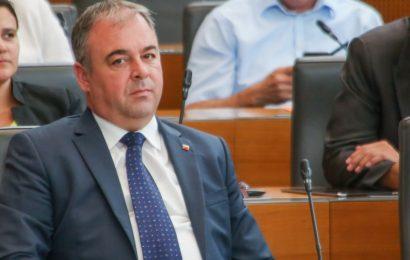 Danijel Krivec: Dejan Židan naj obvesti mednarodne institucije glede gradnje kanalizacijskega kanala C0