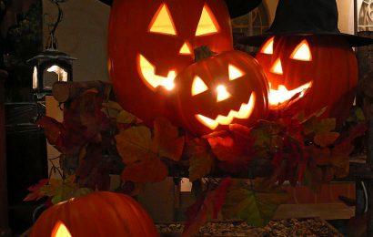 Keltski praznik Halloween vedno bolj priljubljen tudi pri nas