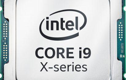 Intel Core i9-9990XE z 14 jedri za borzne super računalnike!