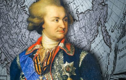 Mož, ki je Rusiji priboril Krim: Kdo je bil Grigorij Potjomkin?