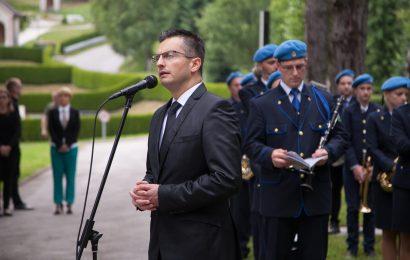 Marjan Šarec: »To, da minister ni državljan svoje države, ni dobro znamenje«