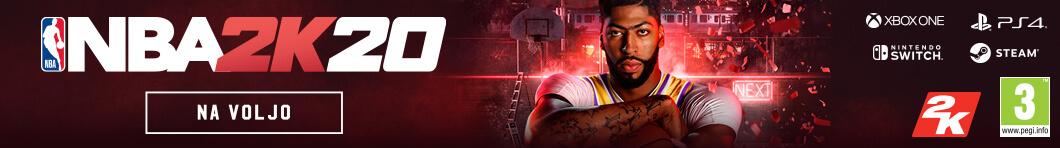 NBA 2K20 - PS4 - Acs Sony