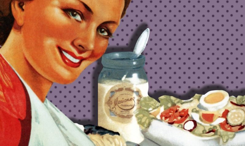 Zakaj so Rusi tako obsedeni z majonezo?
