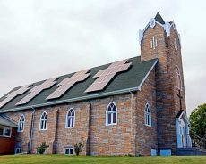 Sončne elektrarne na cerkve: Evangeličani začeli z Globalno kampanjo čiste energije