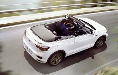 Volkswagen z modelom T-Roc Cabriolet predstavlja prvi odprti križanec v razredu kompaktnih vozil