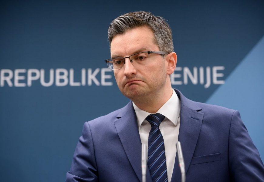Odstopil Slovenski Premier Marjan Šarec