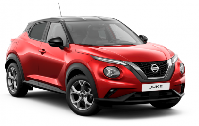"""Novi Nissan Juke – Japonska kakovost  """"Sem poseben, eleganten in napreden!"""""""