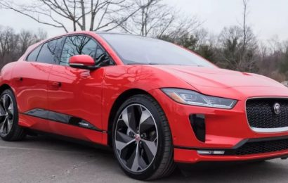 Jaguar bo začasno zaustavil proizvodnjo modelov I-Pace zaradi pomanjkanja baterij