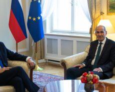 Janez Janša: Stranke koalicije imamo v ospredju interese državljank in državljanov ter blaginjo ljudi
