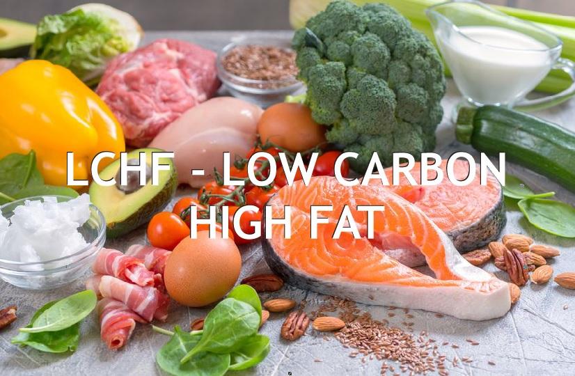 LCHF – Nov način življenja za boljše počutje in izgubo kilogramov