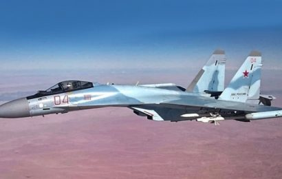 Su-35 z delovanjem v Siriji zasenčil svojega naslednika pete generacije