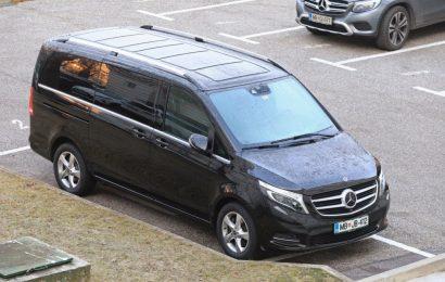 Mariborska občina: Mercedesa razreda V najeli za 56.167 evrov  namesto kupili za 65.000. Kdo je tu nor?