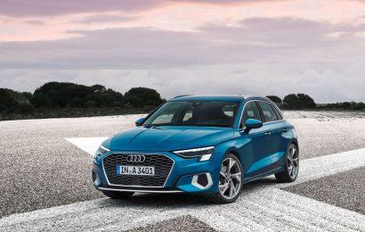 Marca pride novi Audi A3 Sportback
