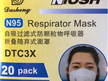 Vojni dobičkarji na delu! Cene zaščitnih mask poskočile za več kot 10x do 20x!