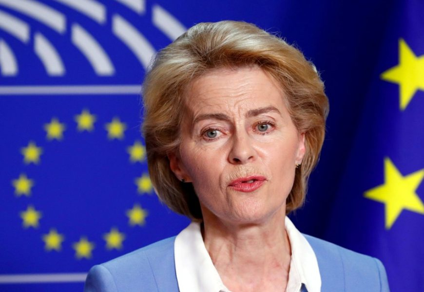 Evropska komisija je napovedala več dodatnih ukrepov zaradi izbruha koronavirusa