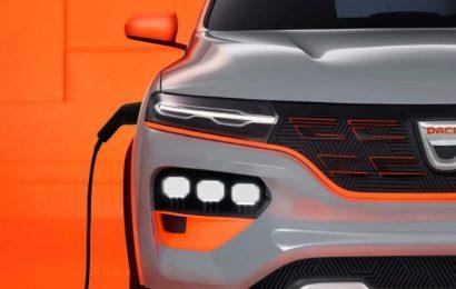 Konceptno vozilo Dacia Spring: električna revolucija znamke Dacia